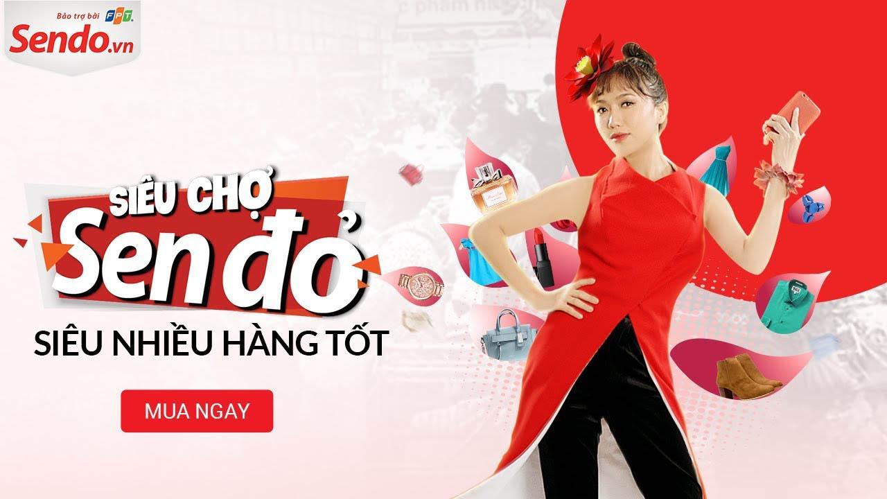 Chiến lược Marketing của Sendo - ghi dấu ấn thương hiệu bằng những câu chuyện thuần Việt