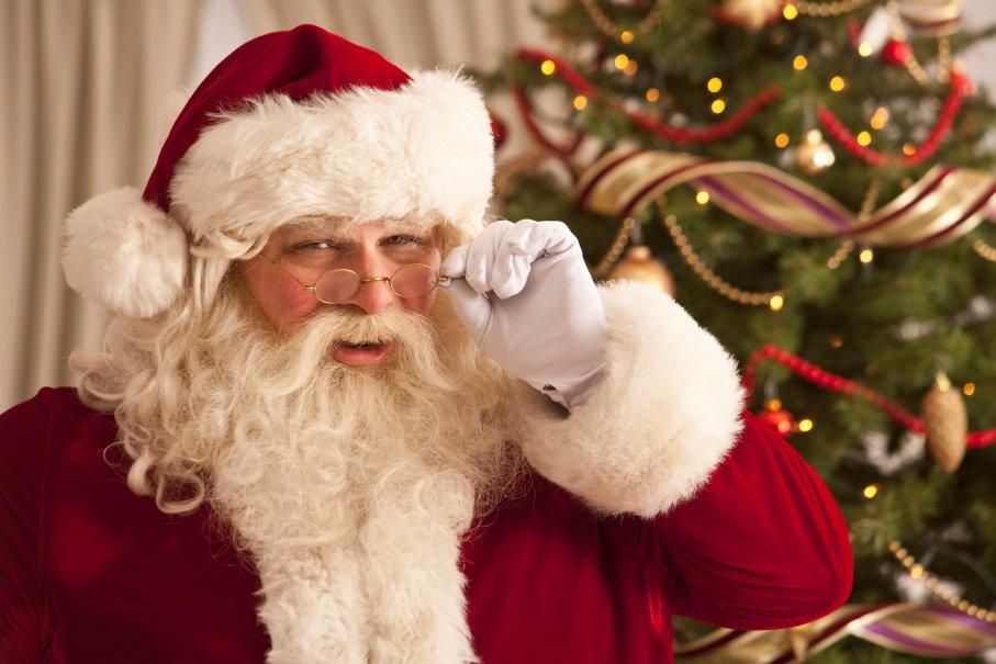 Ý tưởng kinh doanh mùa Noel - Dịch vụ cho thuê ông già Noel