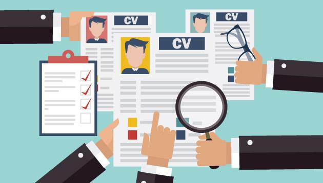 Tuyển dụng, định hướng và bổ nhiệm vị trí làm việc