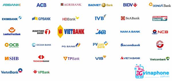 VNPT Pay liên kết ngân hàng nào?