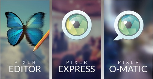 Pixlr - Top những phần mềm chỉnh sửa ảnh online