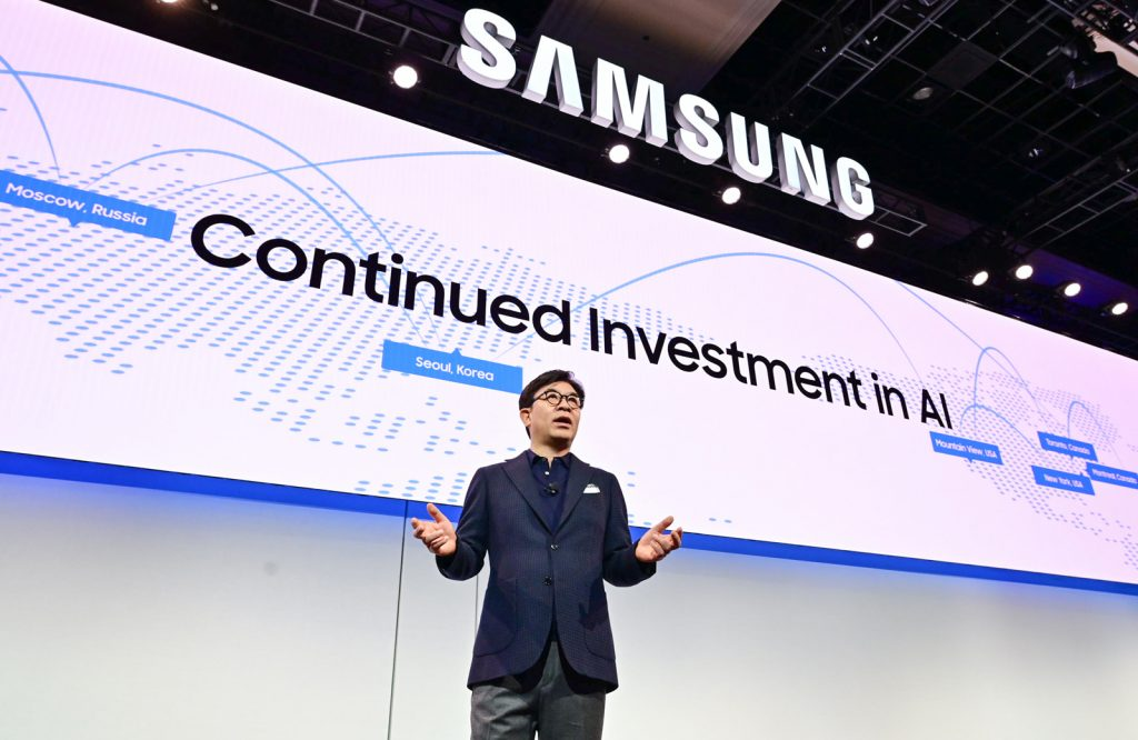 Điểm mạnh trong ma trận SWOT của Samsung