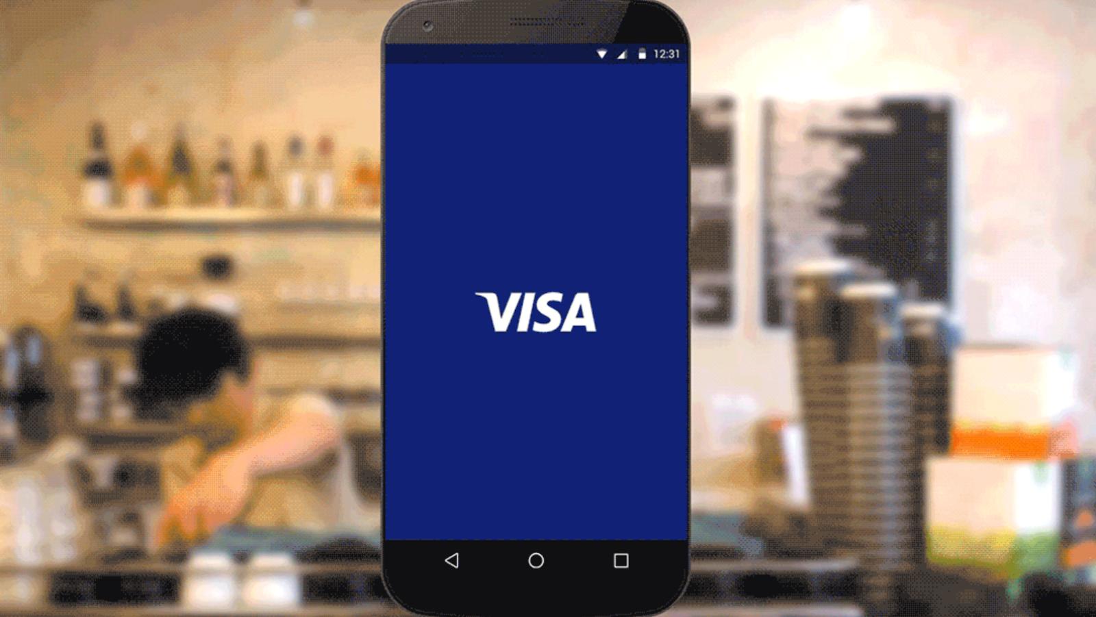 Branding giác quan Visa