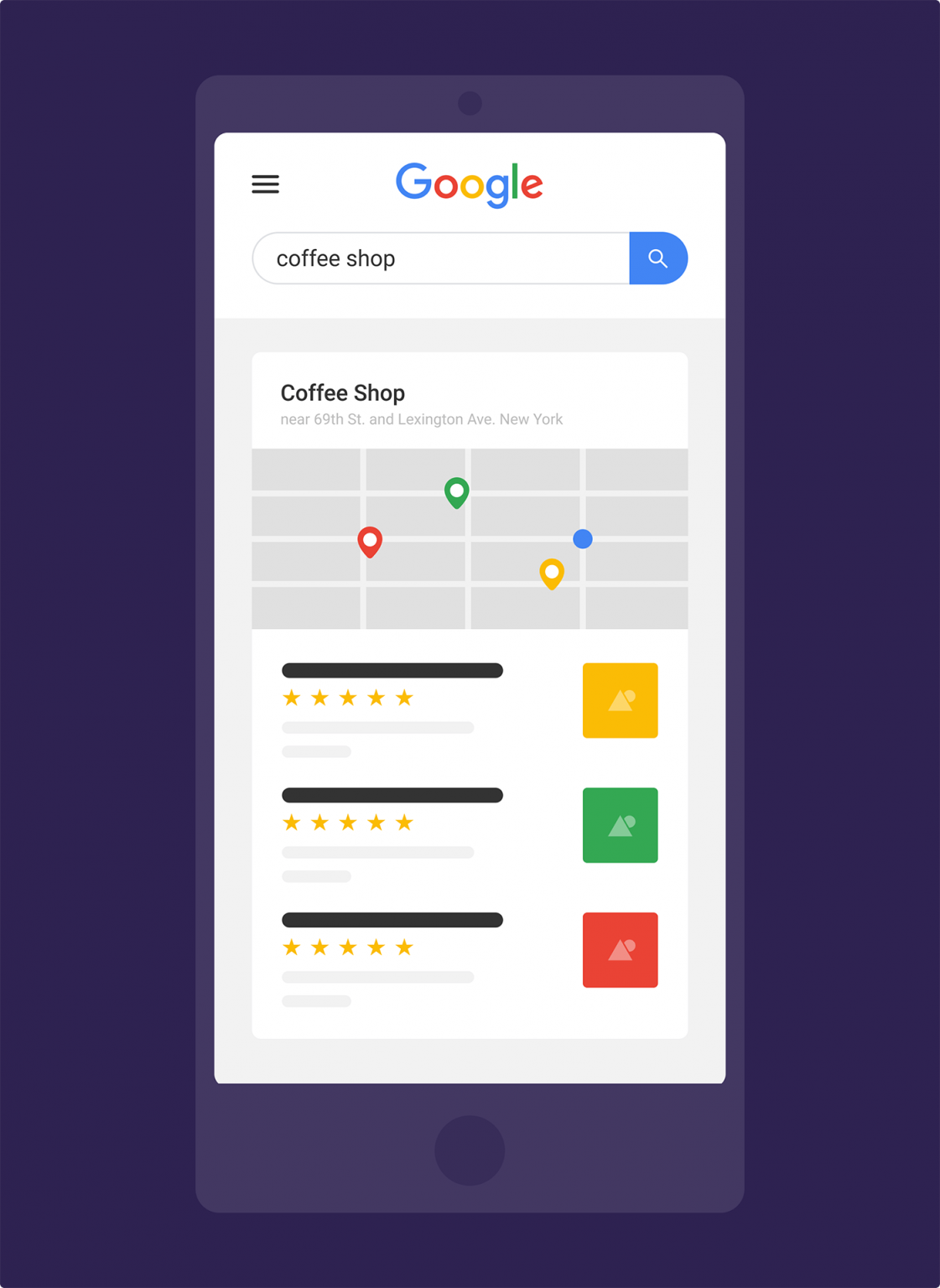 """""""coffee shop"""" NYC search – Location A 01"""