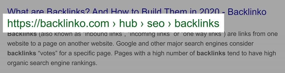 seo onpge: Tối ưu URL cho SEO