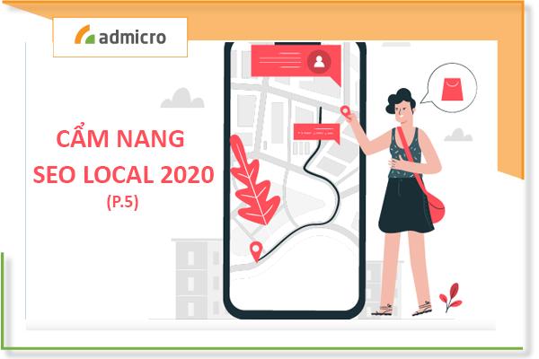Chương 5: SEO On Site cho các doanh nghiệp địa phương