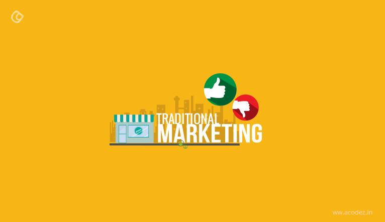 Ưu điểm và nhược điểm của Marketing truyền thống