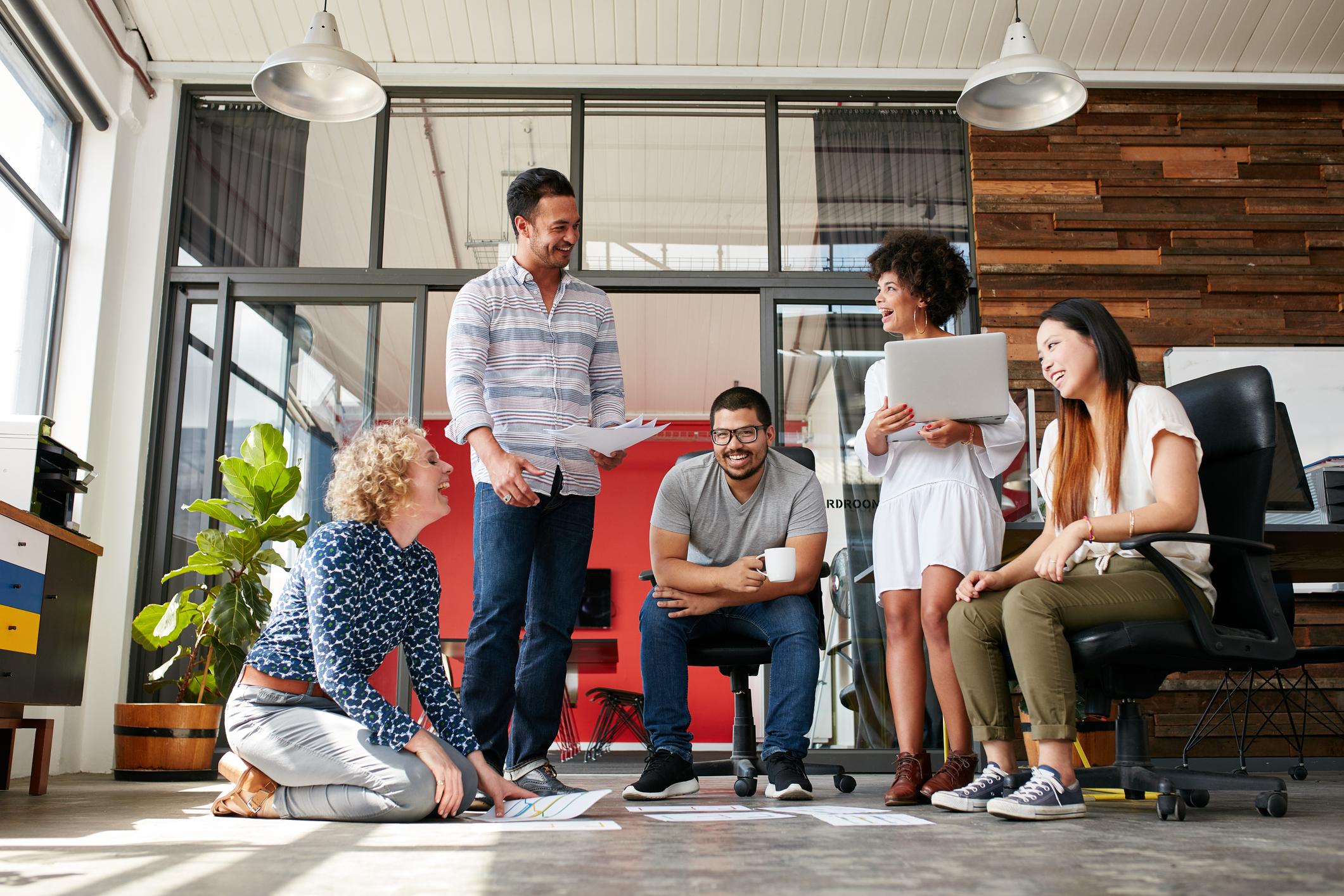 5 tips giúp Team Marketing của bạn làm việc tốt với nhau