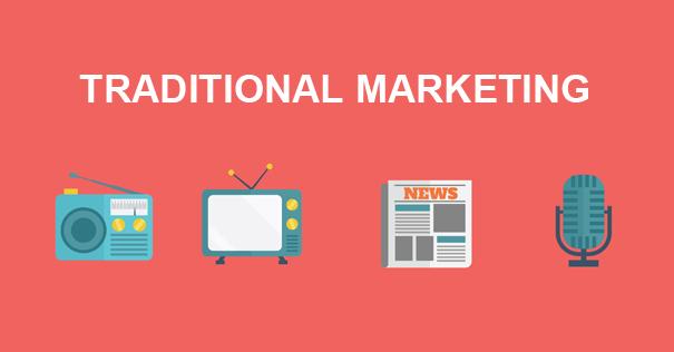 Marketing truyền thống là gì?