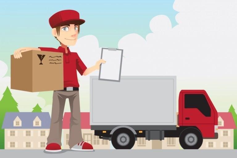 Dịch vụ giao hàng