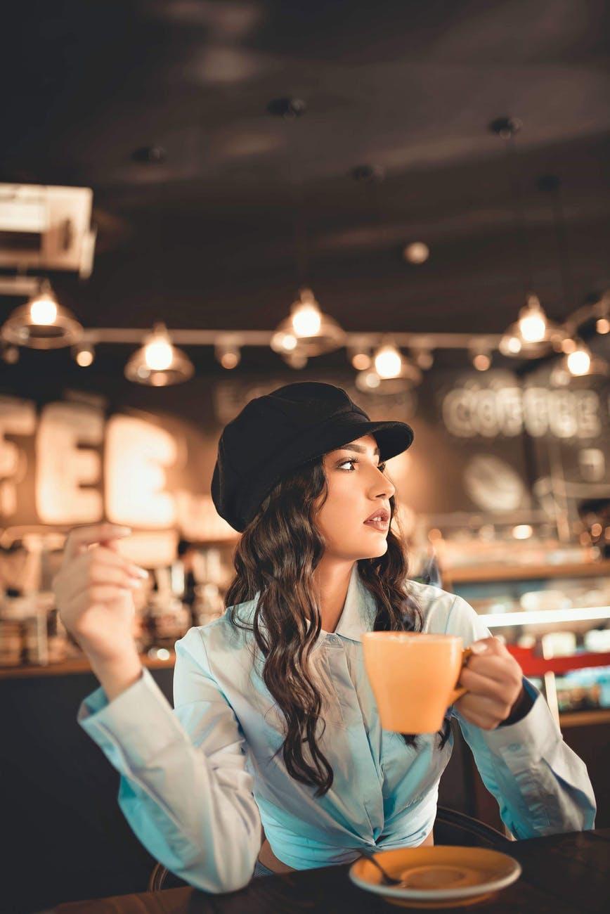 Các loại hình quán cafe - cafe thương hiệu