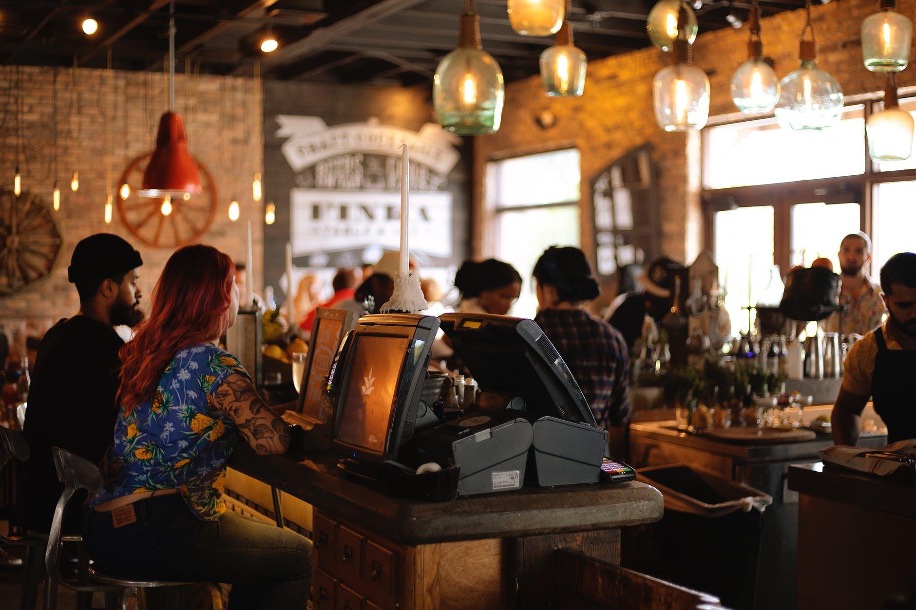 Các loại hình quán cafe - cafe hộp