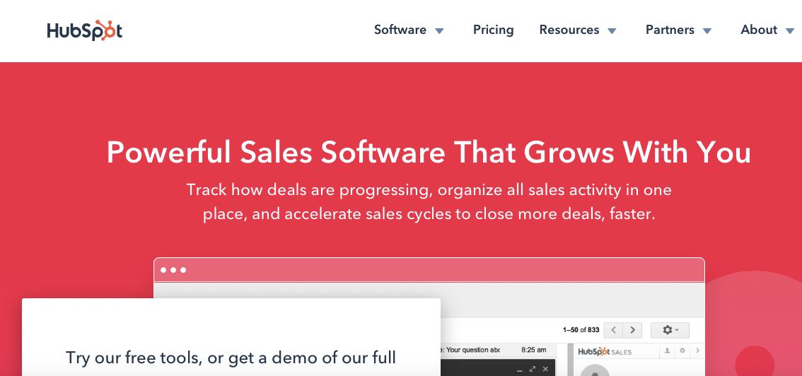 Dịch vụ HubSpot Sales Hub là gì? Lợi ích của HubSpot là gì trong bán hàng