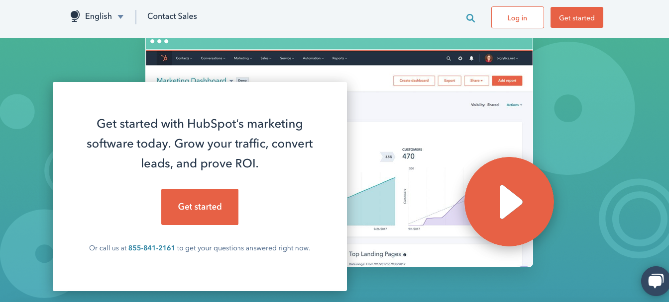 Dịch vụ HubSpot Marketing Hub là gì? Lợi ích của HubSpot là gì trong marketing