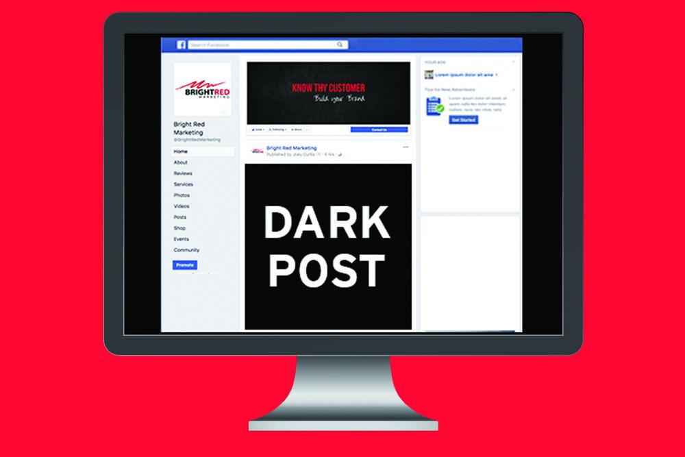 Dark post (Bài viết ẩn)