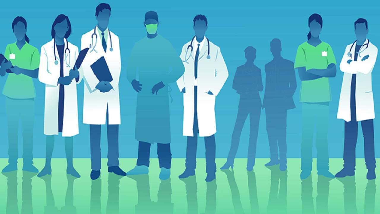 Mức lương các vị trí Marketing & Sales ngành chăm sóc sức khoẻ