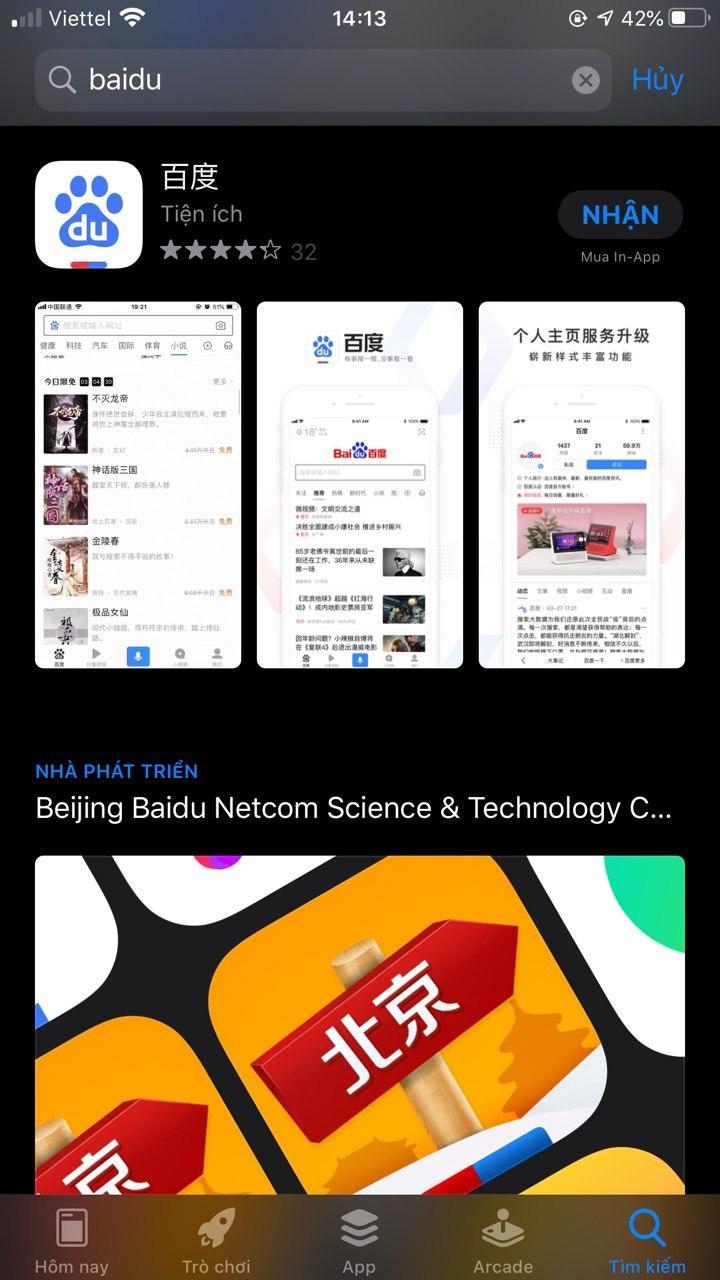 Baidu là gì? Cách tải Baidu trên điện thoại
