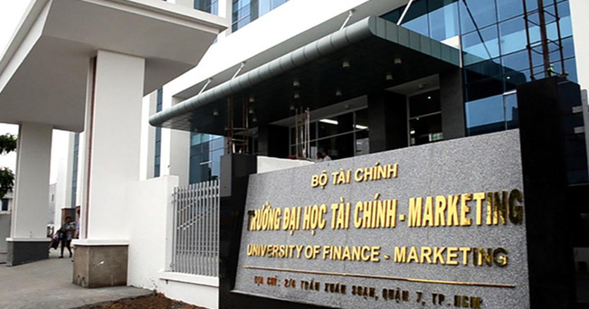 ngành quản trị khách sạn học trường nào? - đại học tài chính - marketing
