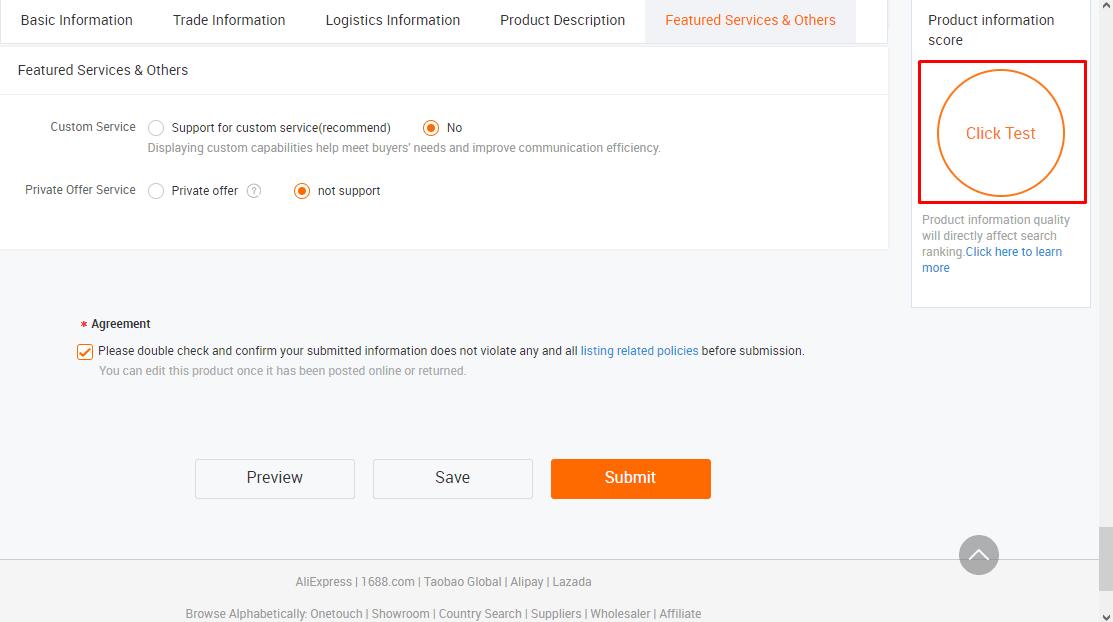 Cách đăng sản phẩm lên Alibaba 6