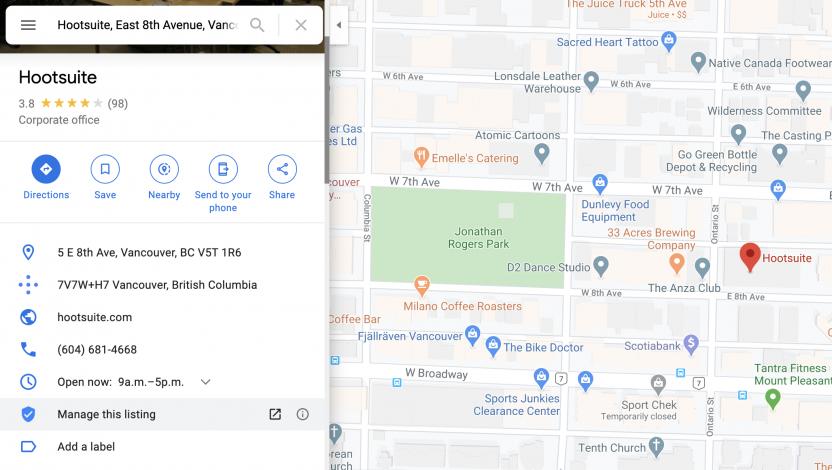 Cách xác nhận doanh nghiệp của bạn trên Google