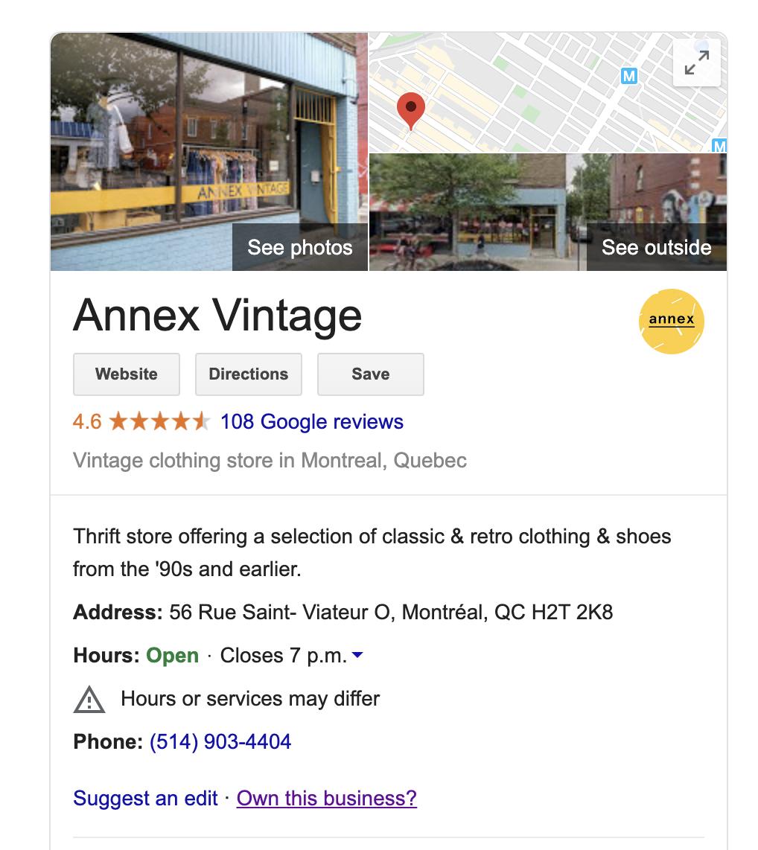 Cách tìm kiếm doanh nghiệp trên google search