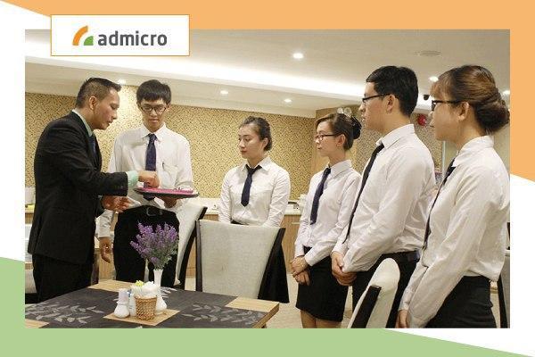 ngành quản trị khách sạn hohc trường nào tại việt nam