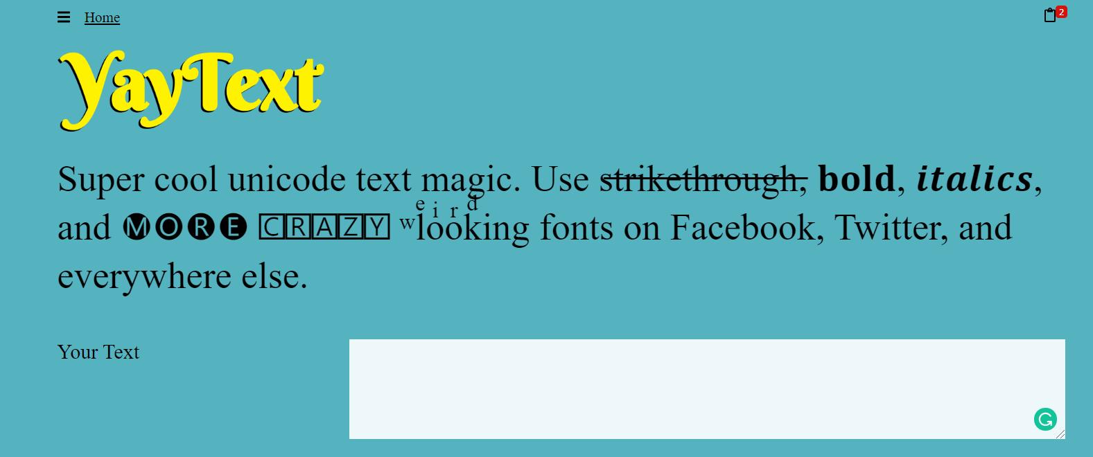 Cách viết chữ in đậm trên Facebook bằng máy tính