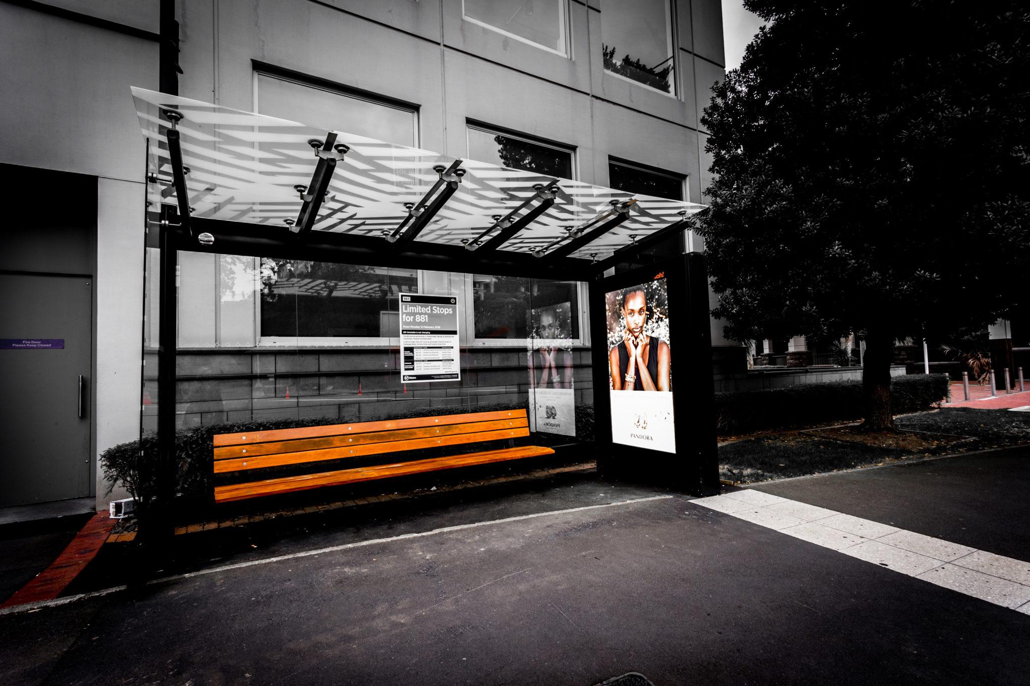Street Furniture (quảng cáo đường phố)