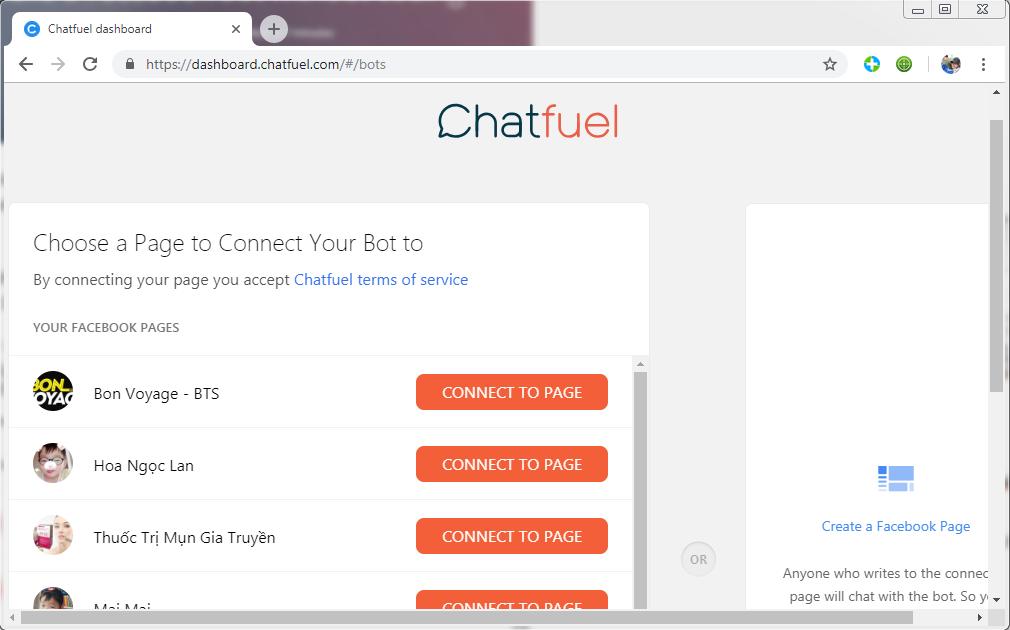 Cách tạo chatbot cho Fanpage Facebook