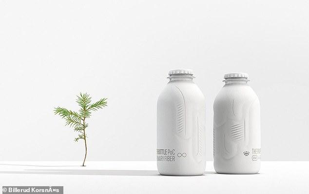 Carlsberg và Coca-Cola sử dụng vỏ chai thân thiện môi trường