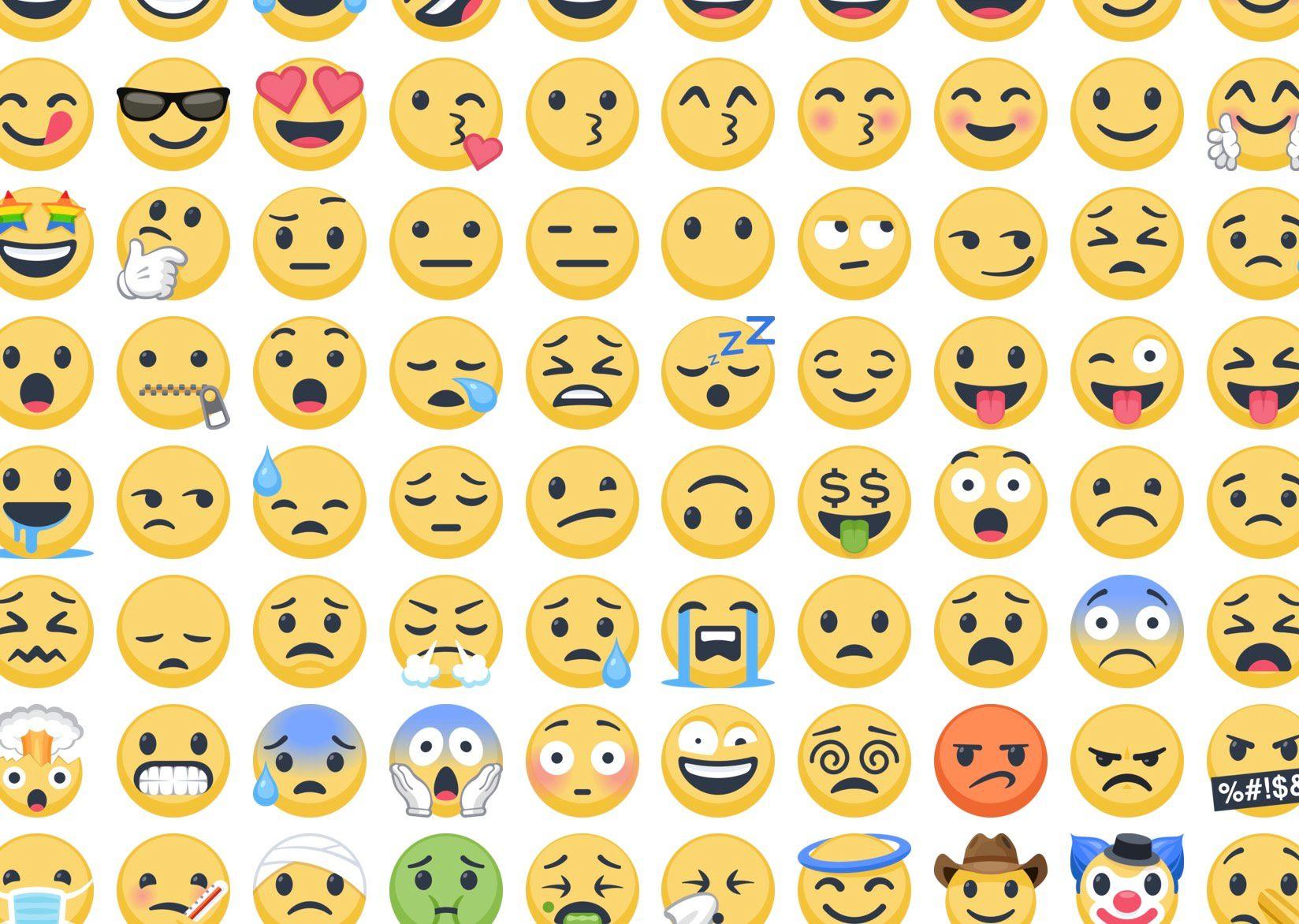 Emoji nghĩa là gì