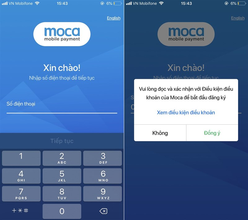 Ứng dụng Moca là gì? Cách đăng ký ví Moca