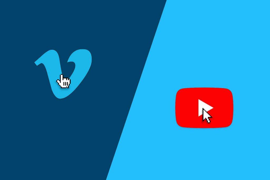 So sánh Vimeo và Youtube