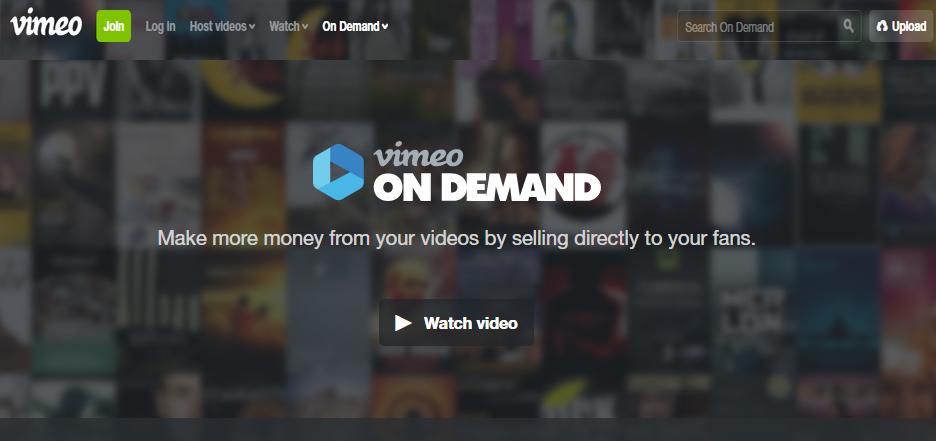 Tính năng nổi bật của Vimeo