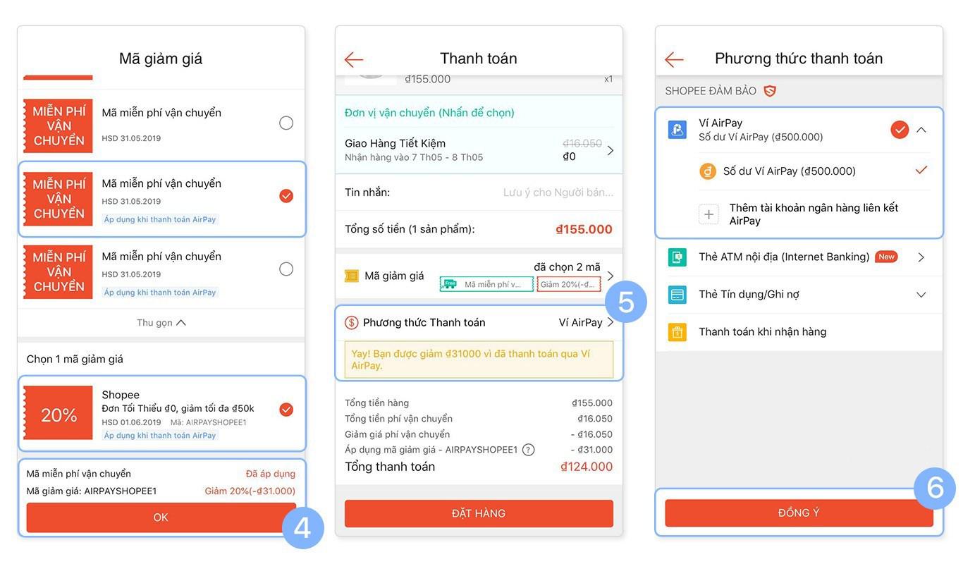 Mã khách hàng AirPay là gì? Cách thanh toán Shopee bằng ví điện tử AirPay