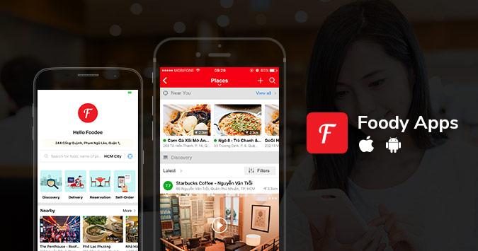 Tổng quan về foody apps