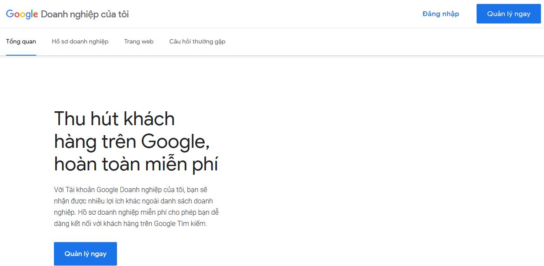 Cách thực hiện tạo doanh nghiệp trên Google Maps
