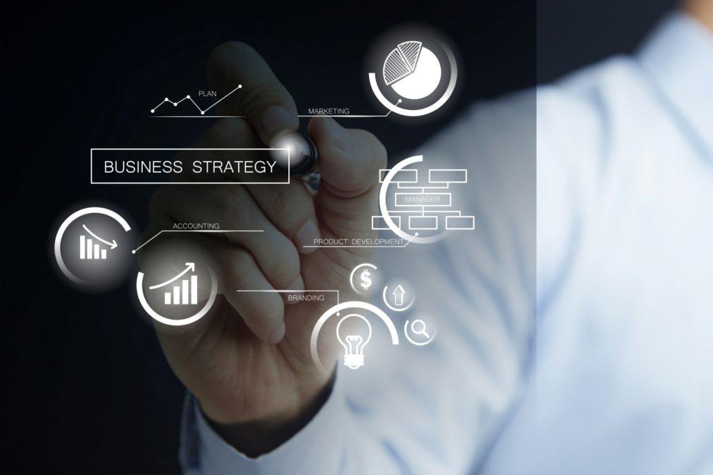 Định hướng chiến lược kinh doanh buôn bán cần phải thiết lập mục tiêu