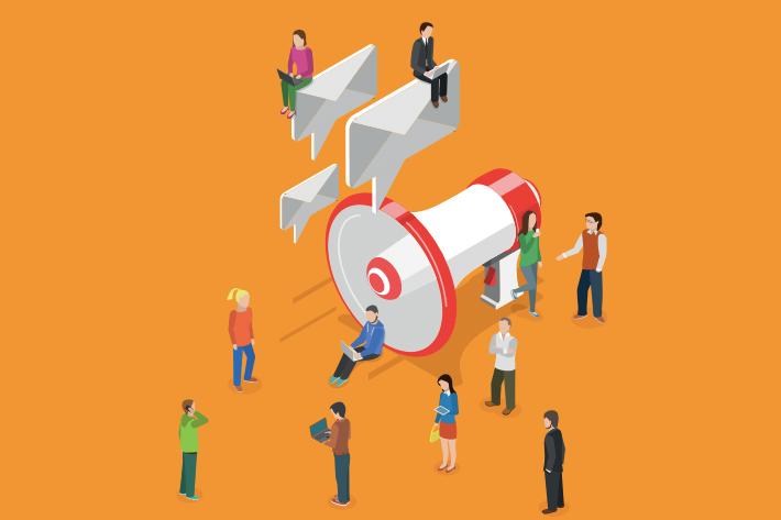 Làm branding và xây dựng tiếng nói thương hiệu cho khách hàng