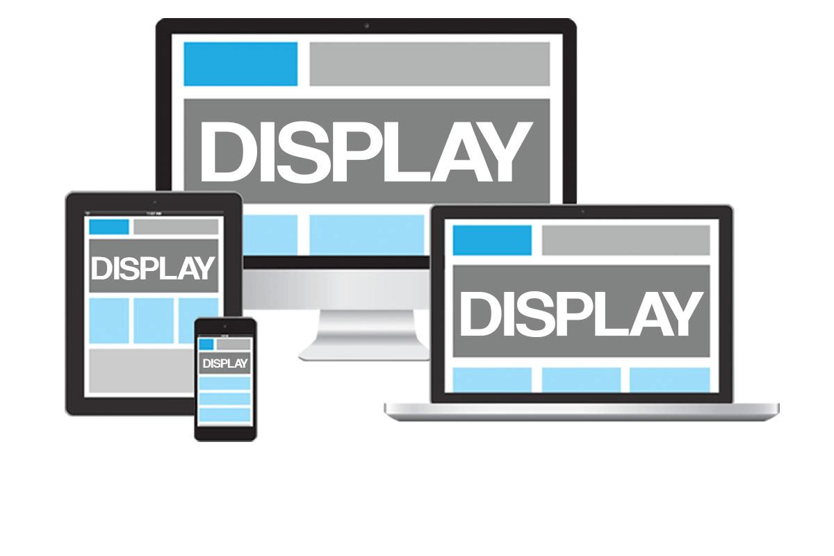 Display ads - Loại hình Digital Marketing mang lại hiệu quả cao