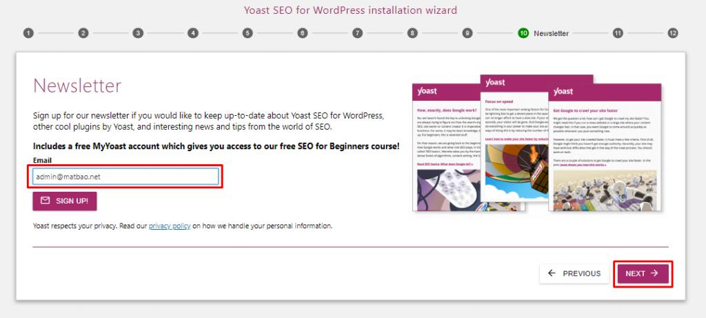 Hướng dẫn cấu hình Yoast SEO trên WordPress 8