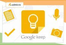Google Keep là gì