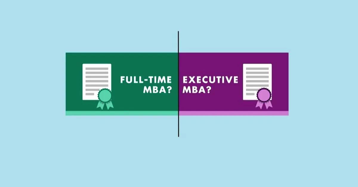 Sự khác nhau giữa EMBA và MBA là gì?