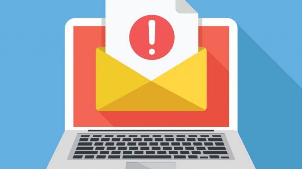 Lưu ý khi nhận được những tin nhắn spam
