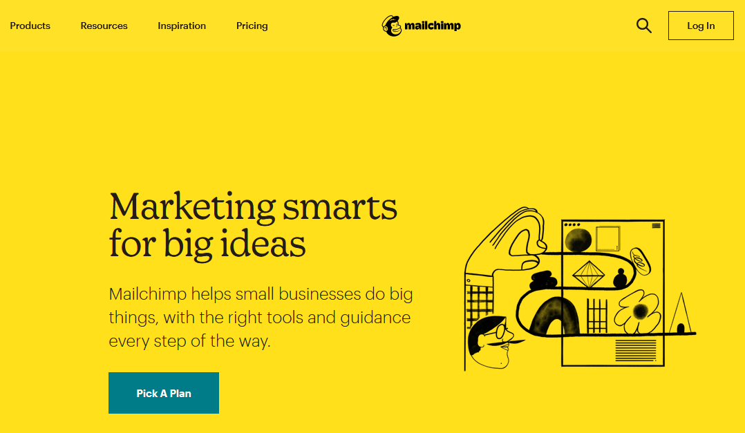 MailChimp Blog - Website về marketing hay nhất tại Việt Nam