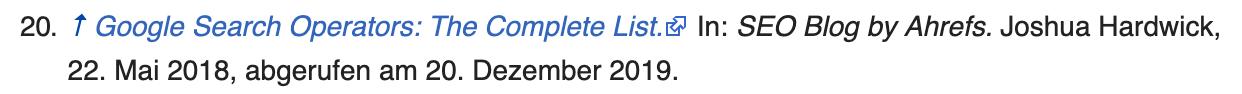 Xuất hiện trên wikipedia sẽ giúp doanh nghiệp có được danh tiến