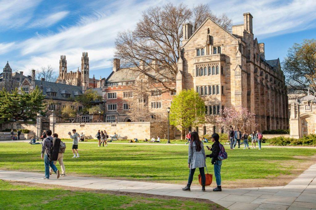 Trường đại học Yale chính là câu trả lời cho câu hỏi học EMBA ở đâu