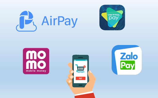 So sánh Facebook Pay với các ví điện tử khác trên thị trường Việt Nam