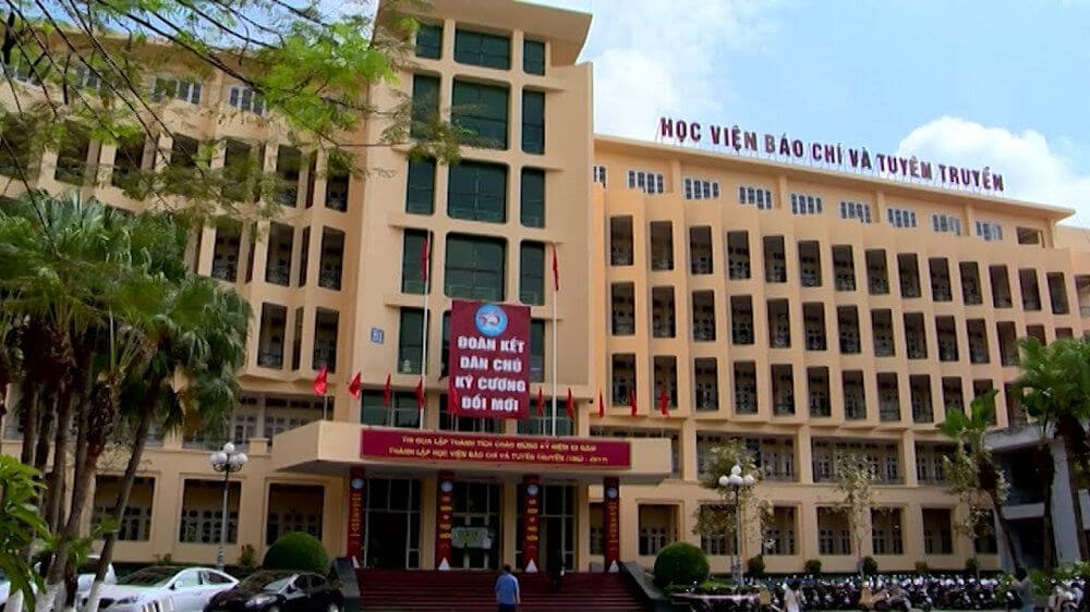 Ngành báo chí học trường nào ở Hà Nội tốt nhất - Học viện Báo chí và Tuyên truyền