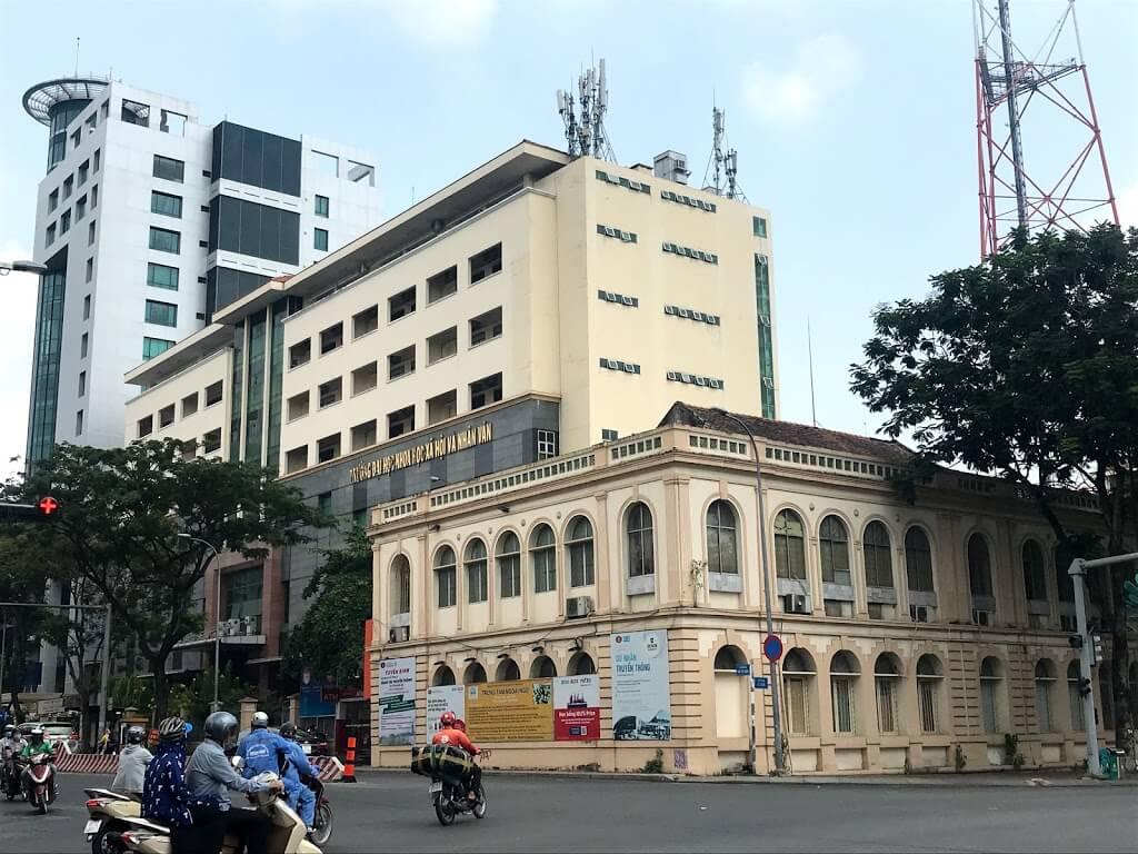 Ngành Báo chí học trường nào ở TPHCM - Trường Đại học KHXHNV - Đại học Quốc gia Tp. Hồ Chí Minh